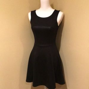 Eight Sixty Black Shimmer Dress